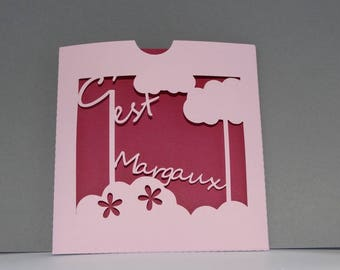 Make baby pouch is margaux