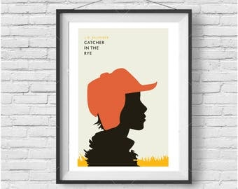 Catcher in the Rye Poster