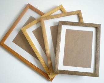 poster frame wall frame picture frame 50x70 cm frame wood wall decor rustic frames photo frame - Wood Poster Frames