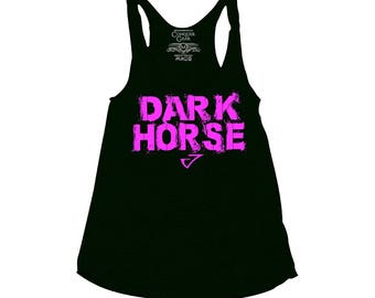 Dark Horse american apparel tank conquer gear