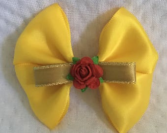Belle 2.5 Inch Hair Bow