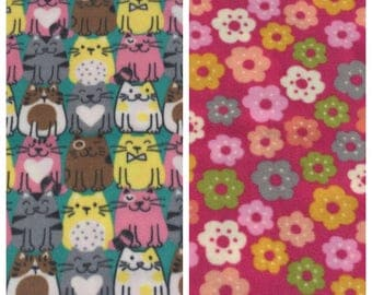 Fleece Cat Blanket (C1)