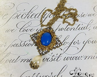 "Renaissance Necklace ""Lady Clotilde"""
