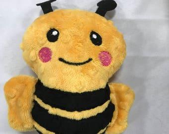 Bumblebee stuffed animal