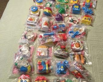 McDonald's Vintage Happy Meal Toys....1995,1996,1997,1998,1999