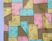 Haven patchwork cotton fa...