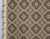 Vintage woven upholstery ...