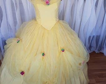 Beautiful Belle princess theatre dress.