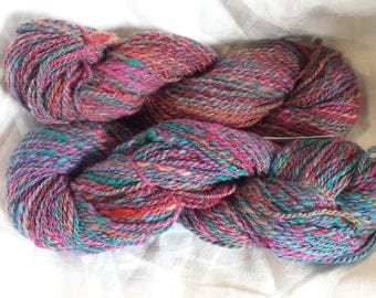 CC17/486 Handspun Wool Yarn