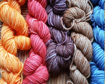 Maple City Yarn Minis