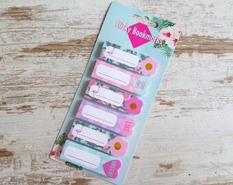 Sticky bookmarks