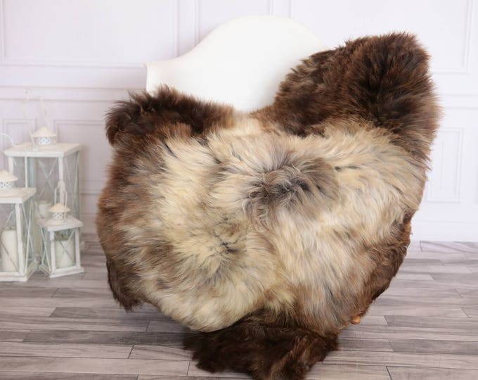 Sheepskin Rug | Real Sheepskin Rug | Shaggy Rug | Scandinavian Rug | | SCANDINAVIAN DECOR | Carmel Sheepskin  #FEBHER8