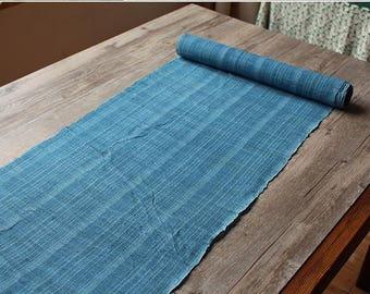 Natural Dyed blue ramie Fabric, white ramie fabric