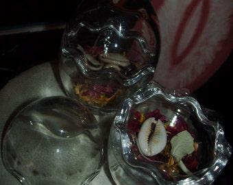 Glass Yoni egg holder
