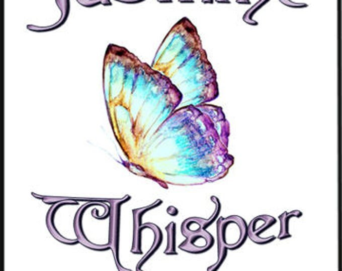 Jasmine Whisper w/ Hedione - Summer 2017 Collection - Handcrafted Perfume for Women - Love Potion Magickal Perfumerie
