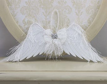 Angel wings wall etsy for Angel wings wall decoration uk