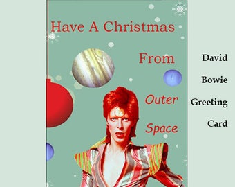 David bowie gift etsy david bowie greeting cards 8 package bowie cards 80s tv cult bookmarktalkfo Image collections