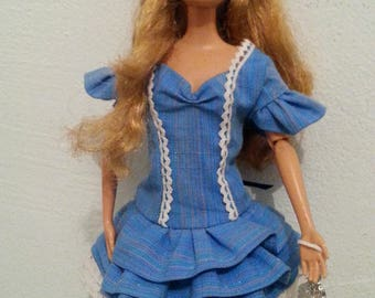 OOAK Barbie : Here comes Alice
