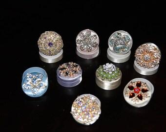 Tiny Treasure Boxes