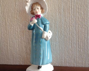 Royal Doulton Kate Greenaway figurine Carrie