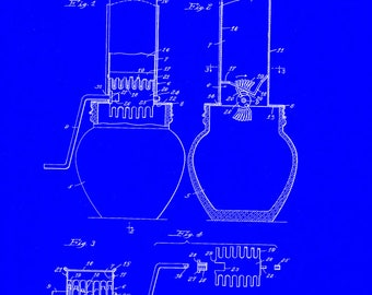 Nut Chopper Patent # 2001075 dated May 14, 1935.