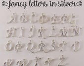 Add a letter to your purchase, add an initial to your necklace, add on for your key chain, add ons for your keychain, alphabet letters