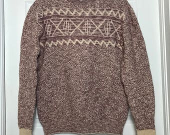L/XL Red Jantzen sweater