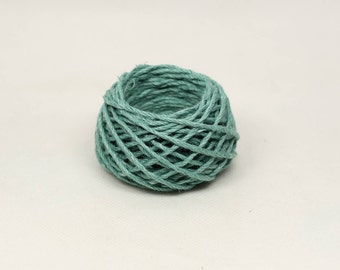 Verdigris Hemp Yarn 1.4mm