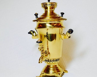 Conical Russian Imperial Samovar