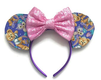 Stella Lou and Duffy Inspired Mouse Ears