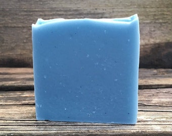 Pure Rain, Shea Butter Soap, Kaolin Clay Soap, Handmade Soap, Unisex Soap, Phthalate Free