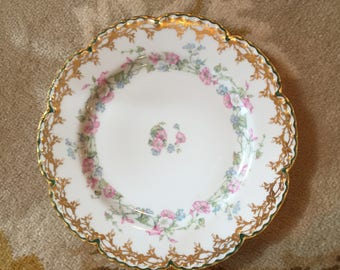 OLD Haviland Limoges Plate