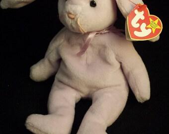 TY Beanie Baby - Rabbit, Floppity - May 28, 1996