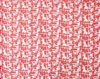 """Upholstery Fabric, Tie Dyed Print, White Fabric, Dress Material, Quilting Fabric, 42"""" Inch Chiffon Fabric By The Yard ZBCH180A"""