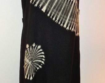 Tie Dye Printed Lambada Dress -SP16-LAM