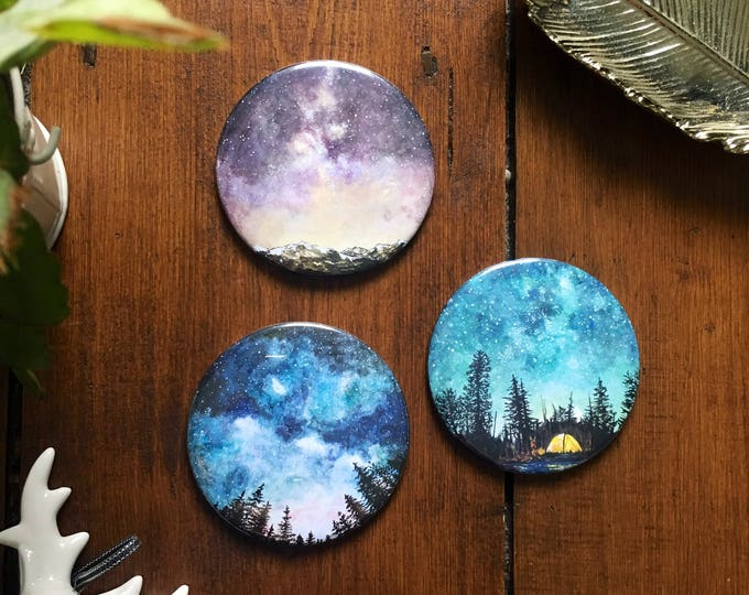 Starry Sky Magnet Set