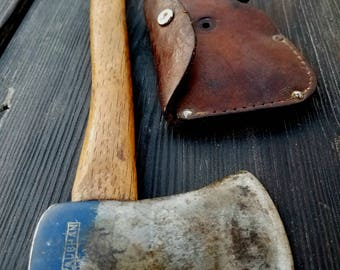 Vintage Vaughn Sounding Hatchet