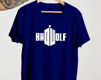 like DR WHO Bad Wolf , male or female,different colours awesome T.V show
