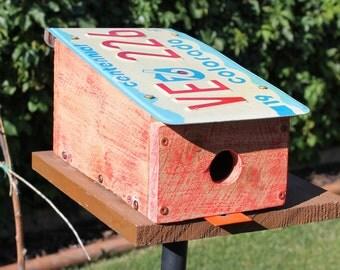 Colorado '76 Birdhouse
