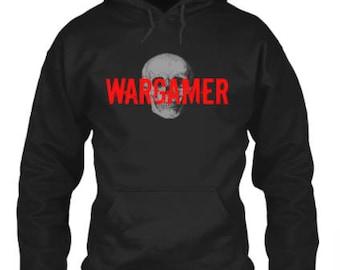 Wargamer Sweatshirt, Wargaming Sweatshirt, Warhammer Hoodie, Wargaming Hoodie