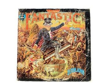 Elton John - Captain Fantastic - Vinyl Album