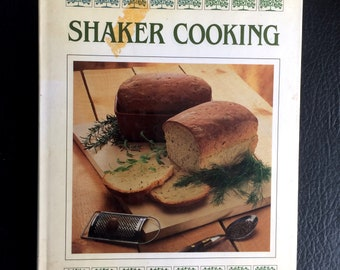 Shaker Cooking Hardcover First Edition