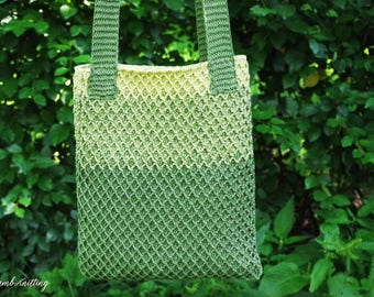 Crochet bag, crochet tote bag, crochet purse, crochet summer bag, handmade bag, crochet shoulder bag, beach bag, crochet handbag, book bag