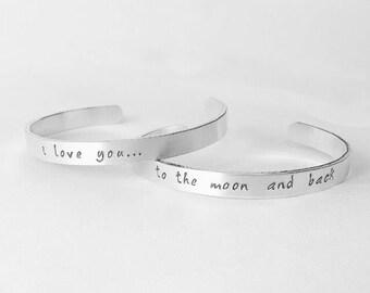 I love you... cuffs