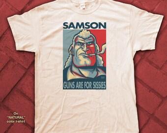 "SAMSON ""HOPE"" style T-Shirts - pre shrunk 100% cotton, short sleeve t-shirt - The Venture Brothers - Brock Samson"