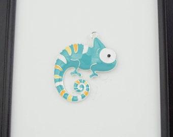 Chameleon Needle Minder / Lizard Needleminder / Pascal Needleminder / Twisted Needleminder