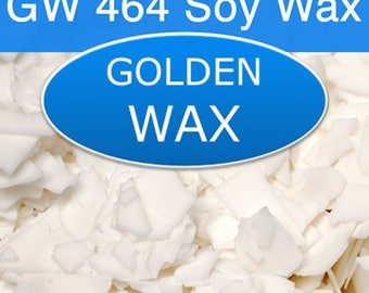 GW 464 Soy Wax Flakes Great For Candles Or Tarts (US ONLY)