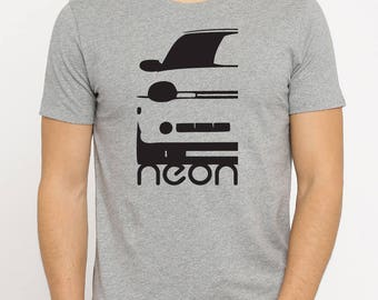 Dodge NEON Plymouth Chrysler T-SHIRT R/T acr srt dohc  10 element