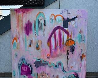 Leinwand, Canvas, Acrybilder, Acrylpainting, Abstrakte Kunst, Mixedmedia,Abstractart , Kunst, Inneneinrichtung, Interiors