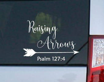 Bible Verse Etsy - Bible verse custom vinyl decals for car